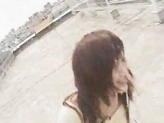 Asian Legal age teenager Gangbanged In Public