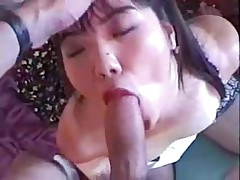 For an amateur homemade sex video, the camera handling and shot angles are awesome and the hot Asian amateur girlfriend engulfing and worshipping cock in front of the video cam is just a superb cam whore! It's really one of the best Asian amateur couple on video!